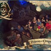 Pirates Of The Caribbean, Magic Kingdom