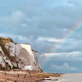 White Cliffs, St. Margaret's Bay, Kent