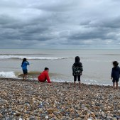 Hastings Beach, East Sussex