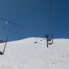 Old People Chair Lift Graco 4 In 1 High Niseko Hirafu Peak Chairlift Still Single With