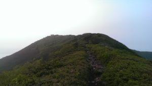 Approaching the peak - Ikechi 2016