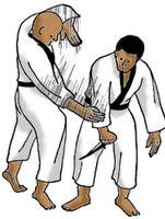 কারাতের দ্রুত অঙ্গ সঞ্চালন (karatesecrets.org থেকে সংগ্রহ করে অলঙ্কৃত)