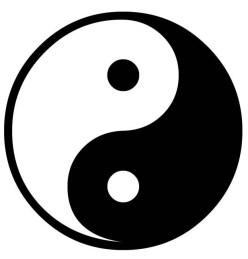 চীনা ঐতিহ্যবাহী 'তাইজিতু' প্রতীক