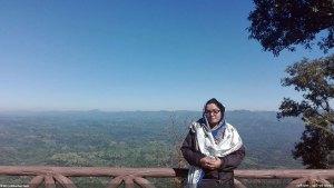 পর্বতাভিযাত্রী বদরুন্নেসা রুমা (ছবি: সিফাত ফাহামিদা)