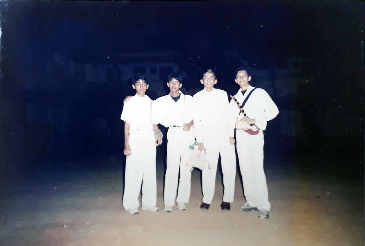 স্কুল-জীবন: মতিঝিল সরকারি বালক উচ্চ বিদ্যালয়