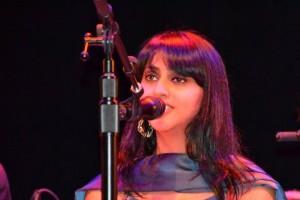 Nisha Narsai Singing