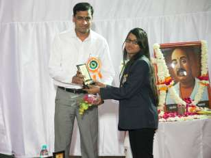 Opening Ceremony of Rashtra Sant Tukdoji maharaj Nagpur University Student Council 2013-14
