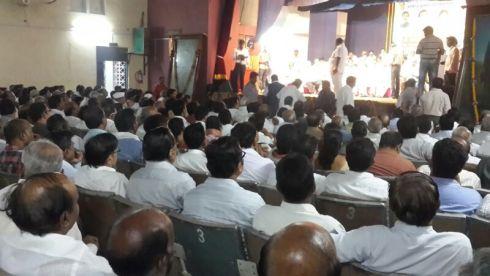 Babanrao Taywade election campaign 2014 - 2