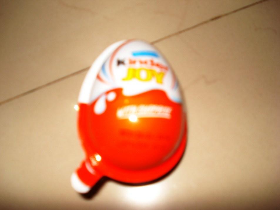 The Kinder Joy Egg