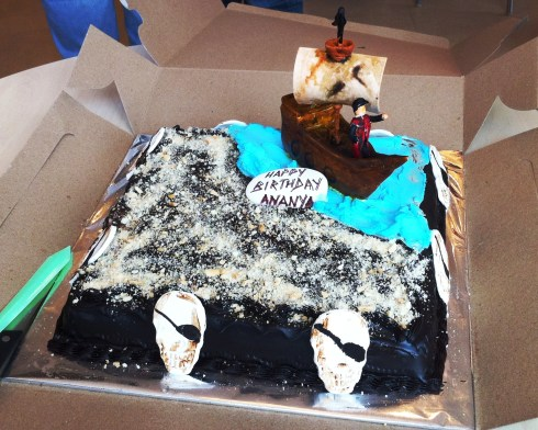 What an Awesome Cake! It tasted even better than it looked!
