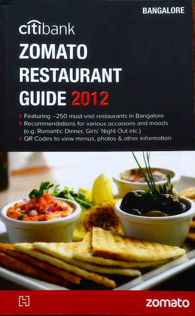 Zomato Restaurant Guide 2012