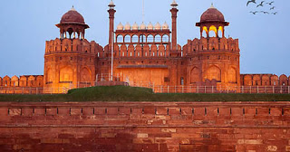 Beautiful Red Fort