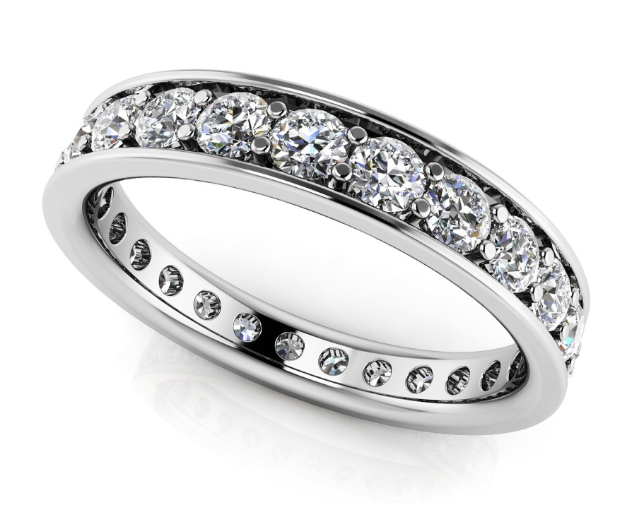 Love this band-style ring