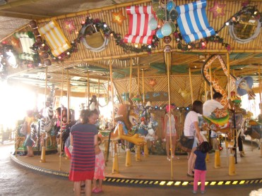 Such a delightful carousel