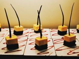 Teeny tiny pastries