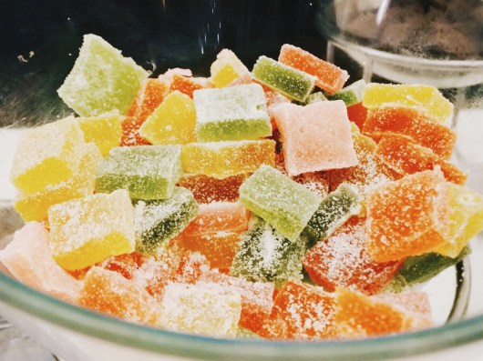 Yummy jujubes
