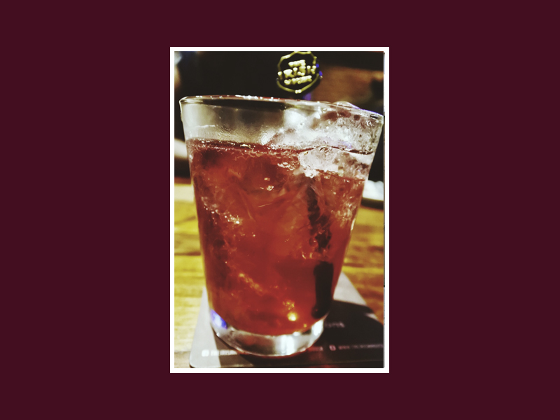The twisted Old-fashioned