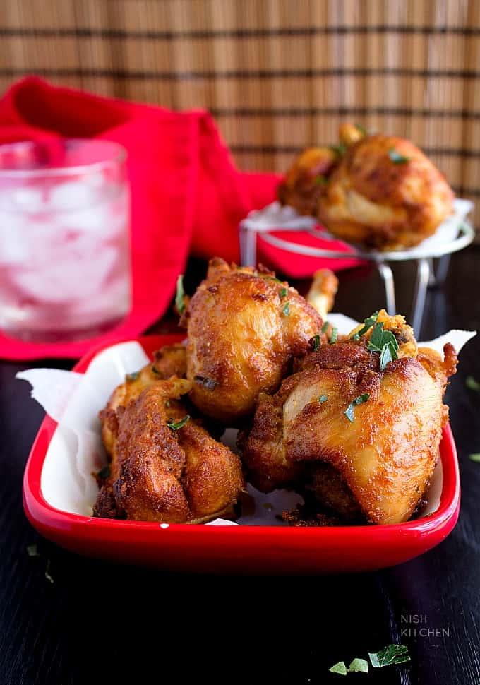 kerala thattukada chicken fry recipe