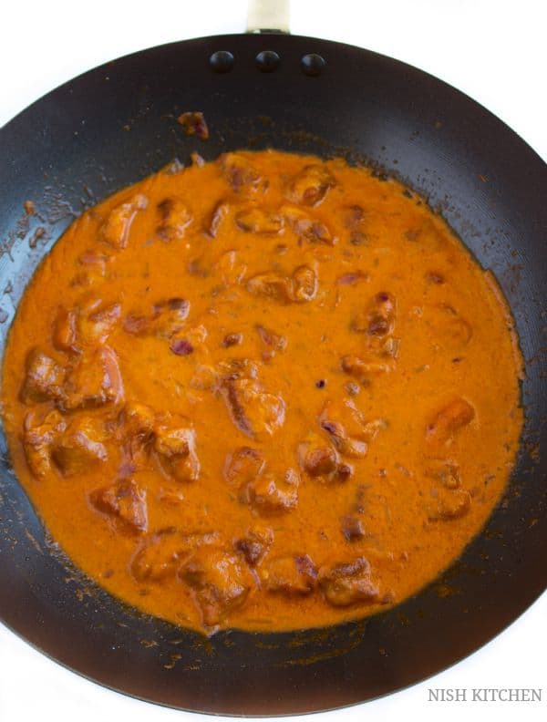 restaurant style butter chicken recipe 6