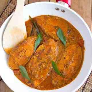 Malabar Fish Roast