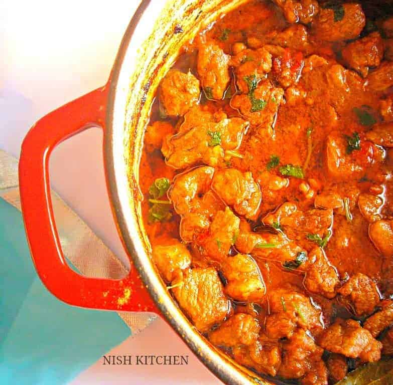 Jamie olivers north indian lamb curry nish kitchen all these make a simple curry a perfect one when you add another word easy to the above words youre definitely talking about this lamb curry forumfinder Image collections