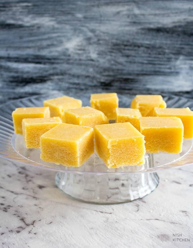 mysore pak recipe indian sweet