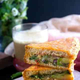 stuffed bread pakora recipe
