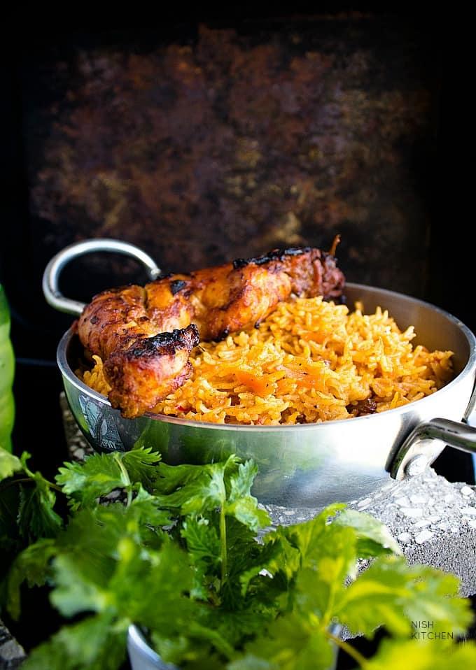 chicken kabsa recipe