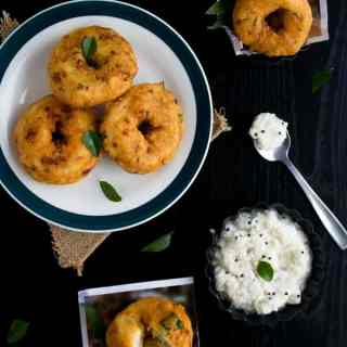 uzhunnu vada recipe video