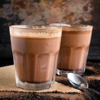 chai hot chocolate recipe video