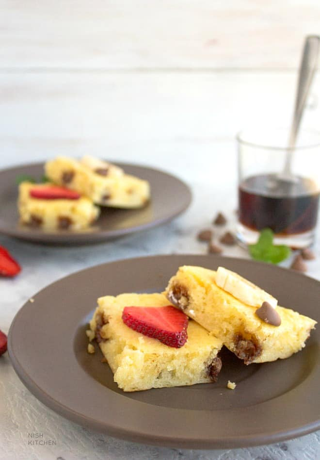 oven baked pancake recipe