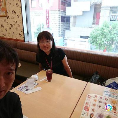 高校のクラスメイトが突然訪ねて来てくれた!30数年ぶりの再会!懐かしく楽しかった(^_^)来てくれてありがとう!