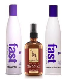 FAST Πακέτο + Mother Nature Argan Oil