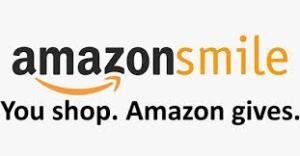 AmazonSmile donation logo