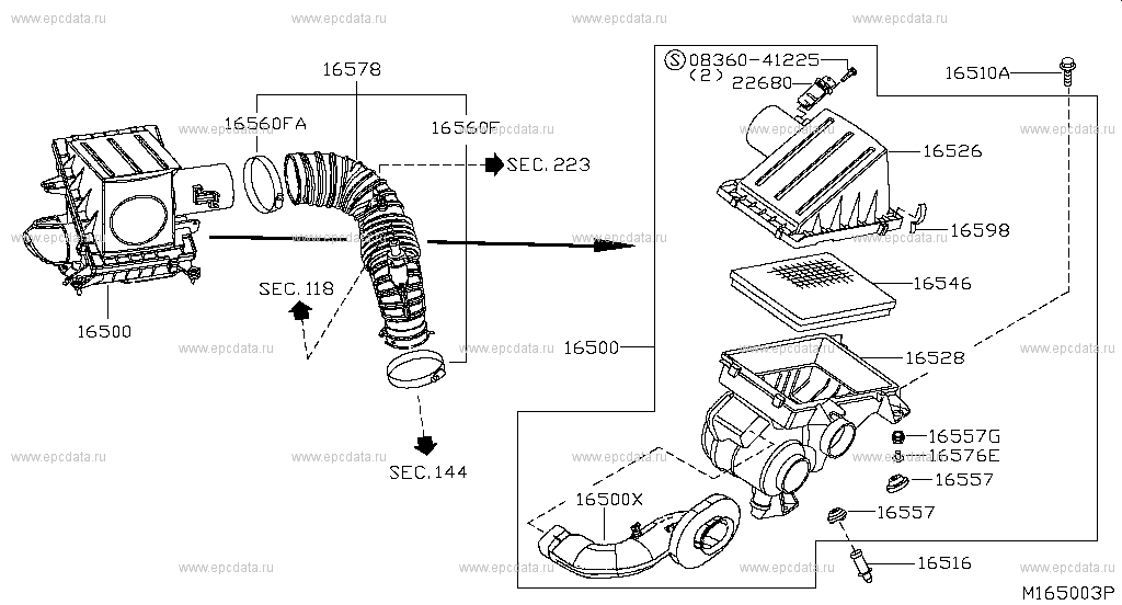 2011 Nissan Pathfinder Manual Transmission