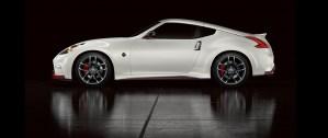 2015 Nissan 370Z nismo side view