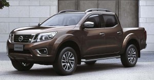 2015 nissan frontier front view