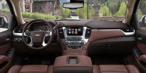 2016 Nissan Titan Diesel interior