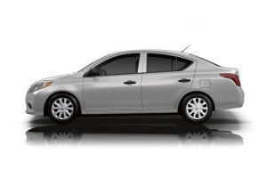 2015 Nissan Sunny side view