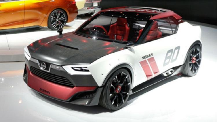 2016 Nissan IDx front view