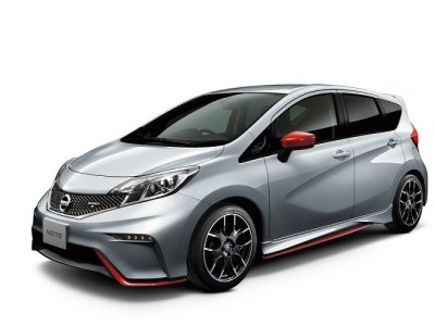 2015 Nissan Note Nismo