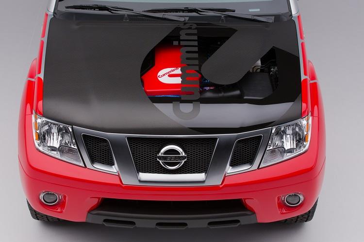 Nissan Frontier Diesel Runner engine