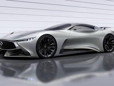 infiniti vision gt supercar concept