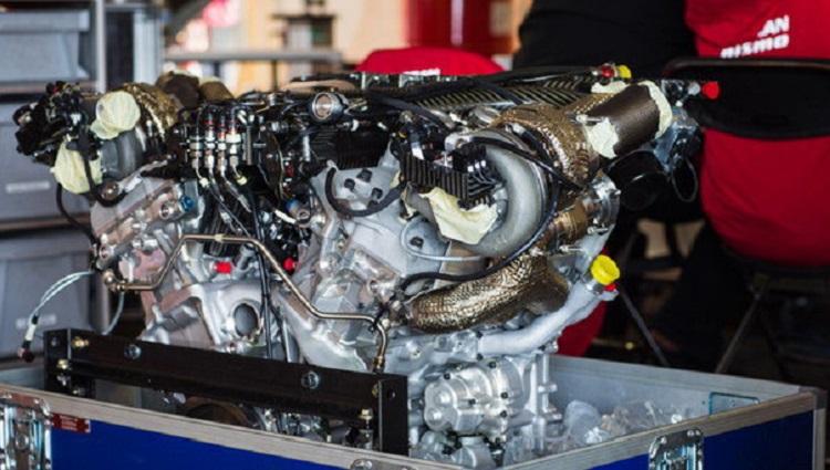 2019 nissan gt-r sedan engine