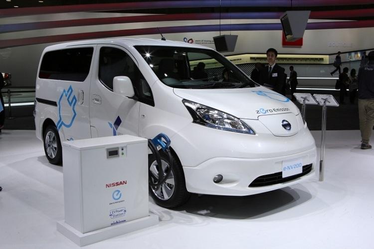 2016 Nissan e-NV200