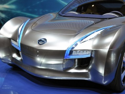Nissan Esflow concept front view