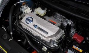 2017 Nissan e-NV200 engine