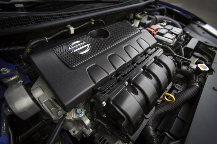 2019 Nissan Pathfinder engine