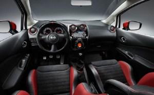 2018 Nissan Pulsar Nismo interior