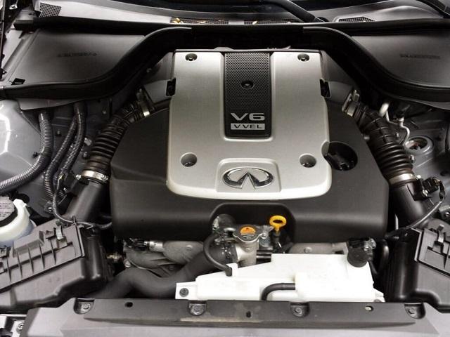 2019 Infiniti Q60 engine